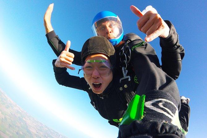 6,000 ft Tandem Skydive