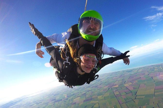 13.000 ft Tandem Skydive