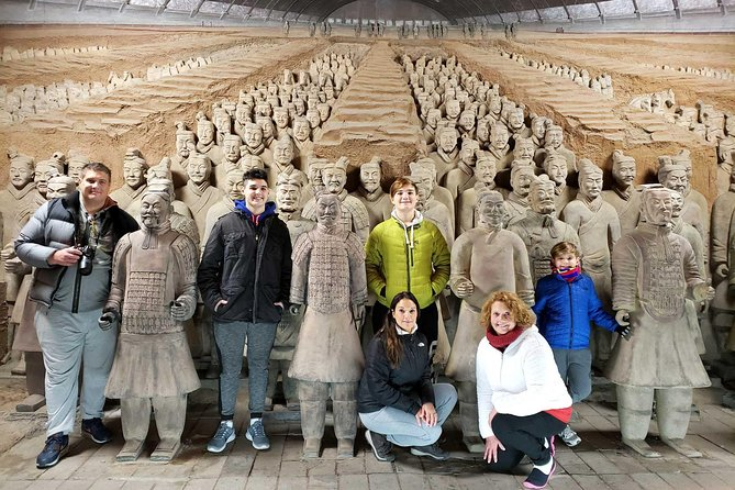 Essential Xian Tour of Terracotta Army Museum and City Wall