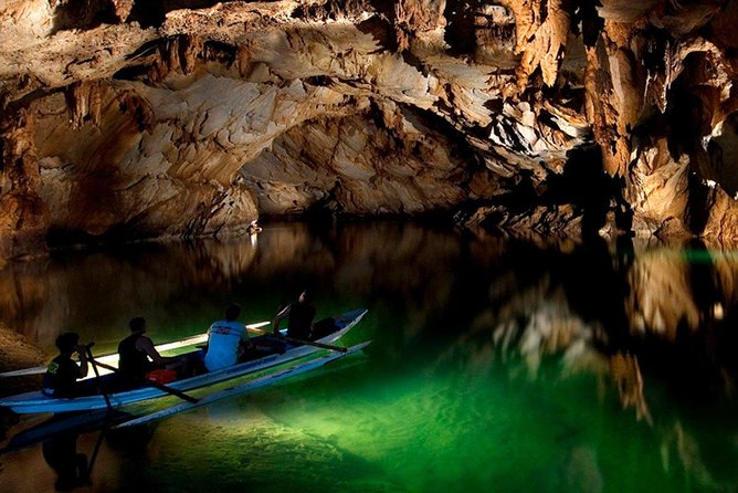 Underground River and ATV Jungle Track Tour