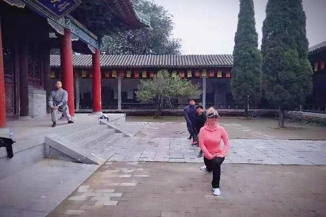 Shaolin Temple Overnight Stay with Martial Art Practice&Activities from Shanghai