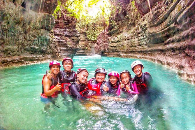 Badian Cebu Canyoneering Experience