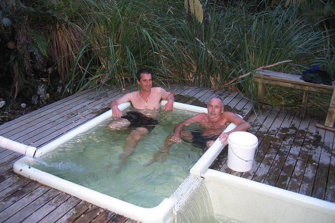 Mangatainoka Hot Springs