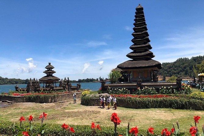 Ulun Danu Temple, Handara Gate, Wanagiri And Banyu Mala Waterfall