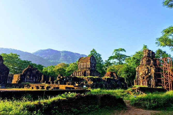 My Son Sanctuary with insider - small group tour (sunset, ticket included)