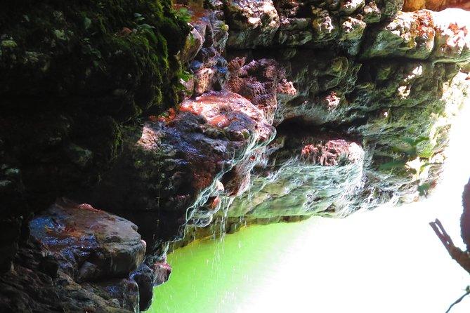 Martvili Canyon and Hanged Bridges of Okatse