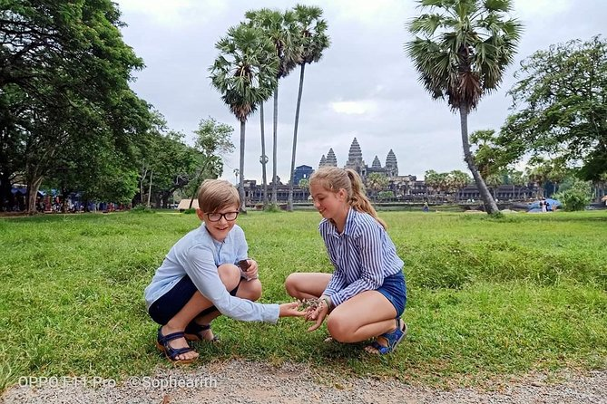 The Magical City of Angkor Wat - Free Airport Pick Up/ Drop off