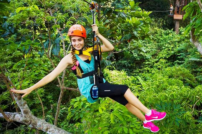 Hanuman World Zipline & Skywalk Phuket