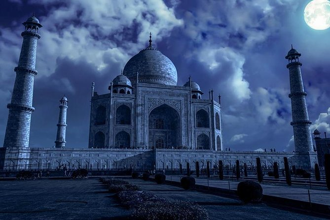 Agra Full Day Monuments Sightseeing