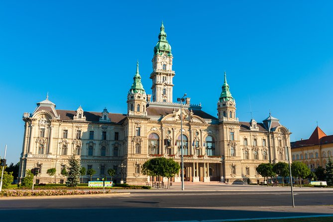 Day Trip from Budapest to Gyor photo 1