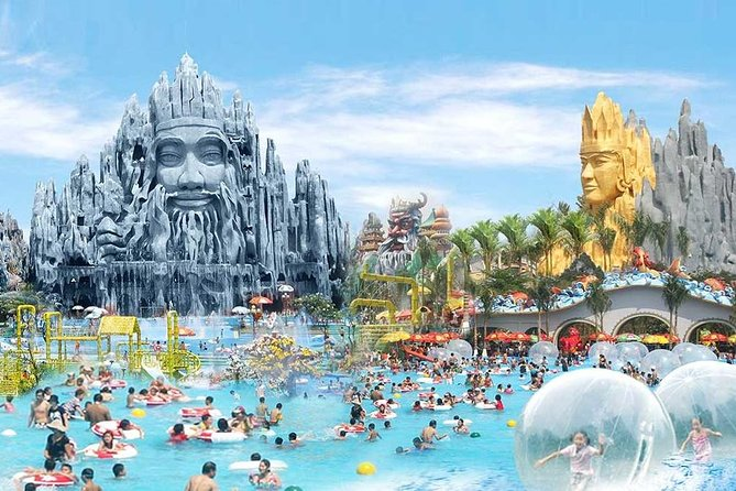 Fun-filled day at Suoi Tien Cultural Amusement Theme Park