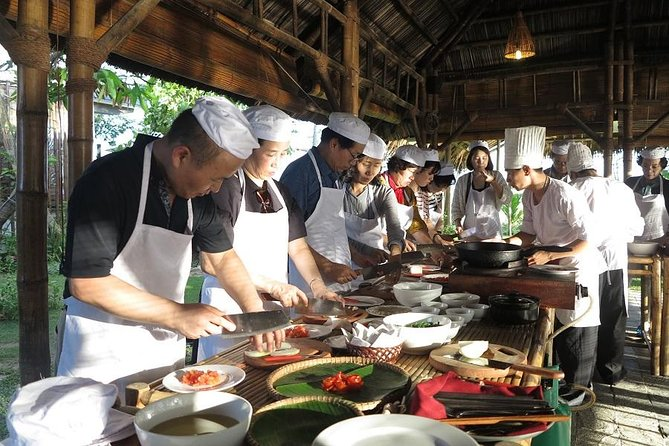 Cooking Class At Cam Thanh Village