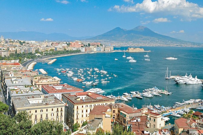 Tour from Rome to Naples Roundtrip - Amalfi Coast - by car (3 people max)