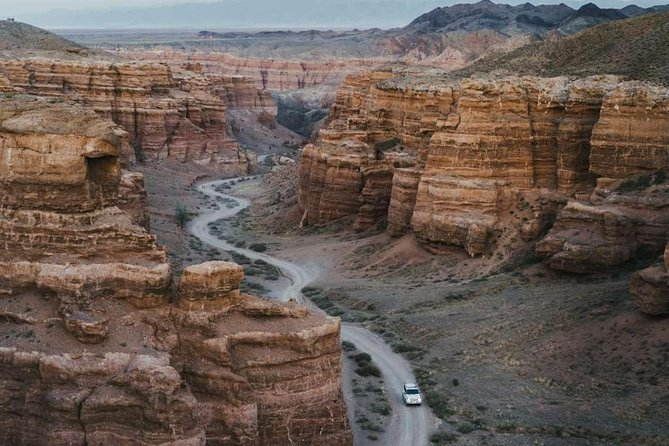 One day trip to Charyn Canyon