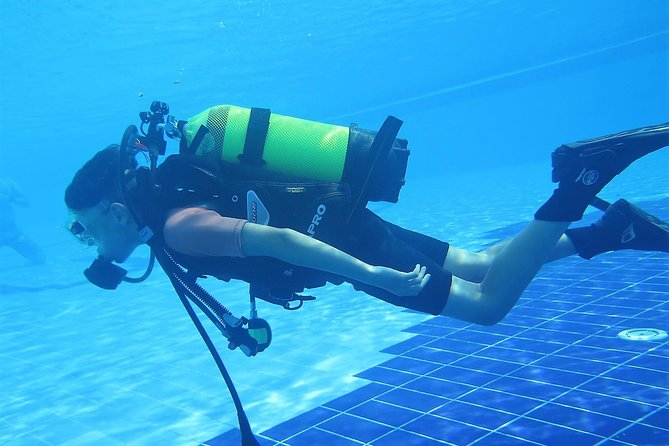 Try Scuba - Introduction to diving
