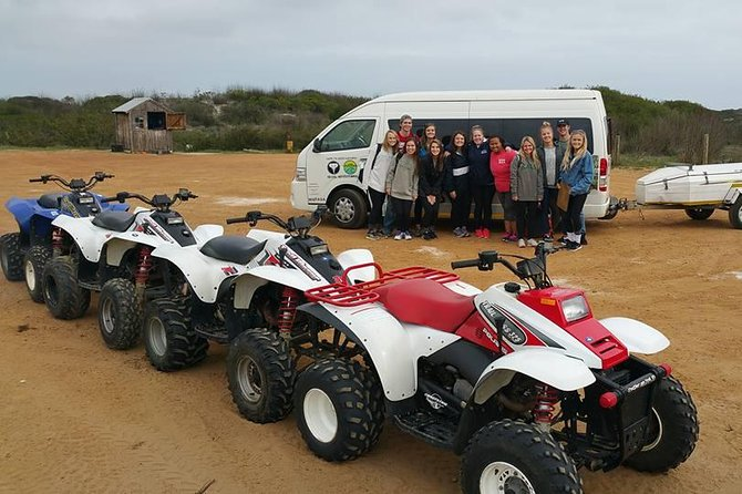 Sandboarding and Quad Biking Combo Day Tour from Cape Town photo 4