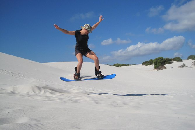 Sandboarding and Quad Biking Combo Day Tour from Cape Town photo 7