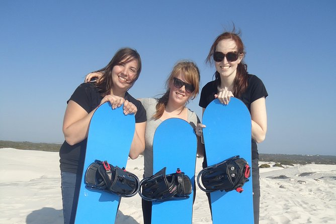 Sandboarding and Quad Biking Combo Day Tour from Cape Town photo 2