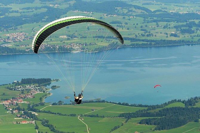 Experience the thrilling Paragliding flight in Pokhara