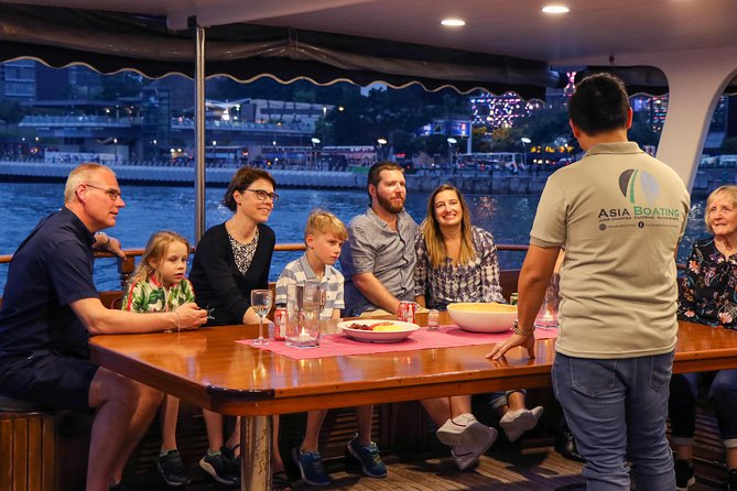 2-Hour Dinner & Shows on Victoria Harbour Night Cruise photo 12