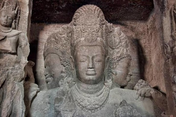 Mumbai Heritage Tour With Elephanta Caves