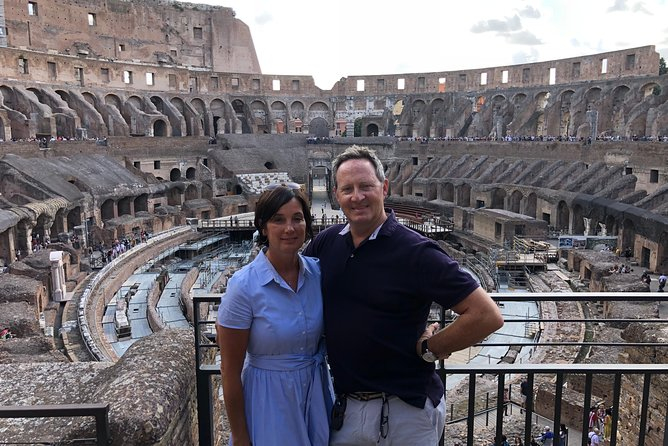 Skip the Line All Inclusive Private Guided Tour of Rome