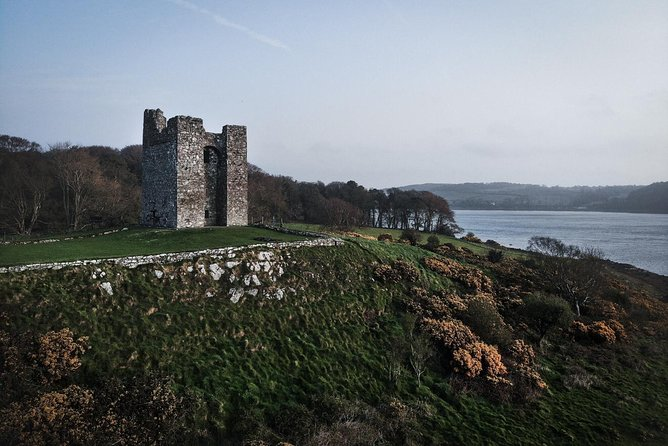 Visit Ancient Castles used as film locations in the show