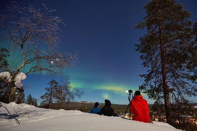 Capturing Auroras in Pyhä