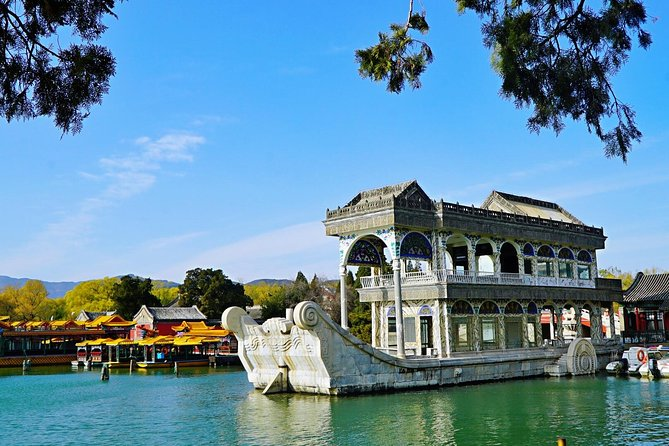 Mini Group Tour to Ming Tomb and Summer Palace photo 6