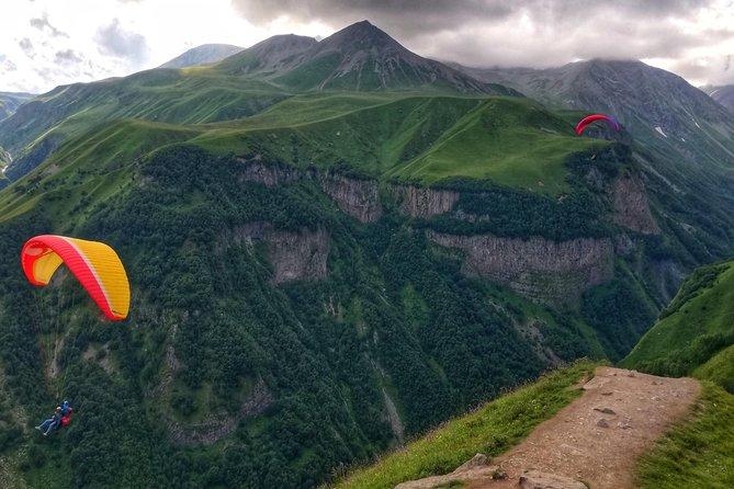 Jvari-Zhinvali-Ananuri-Gudauri-Kazbegi day trip from Tbilisi