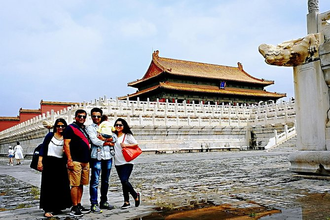 Small-group Day Tour to Forbidden City and Temple of Heaven in Depth