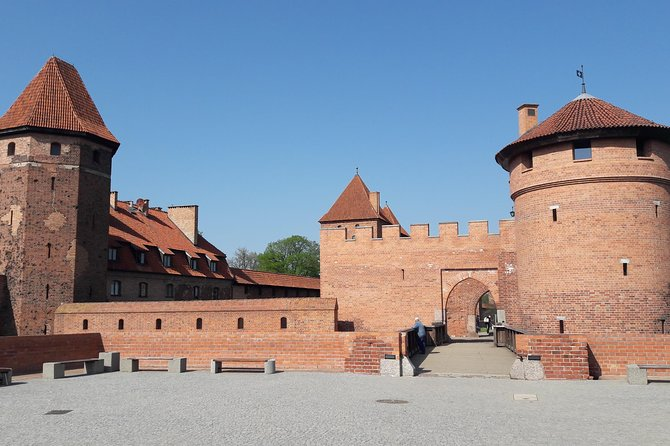 Trip to The Castle of the Teutonic in Malbork