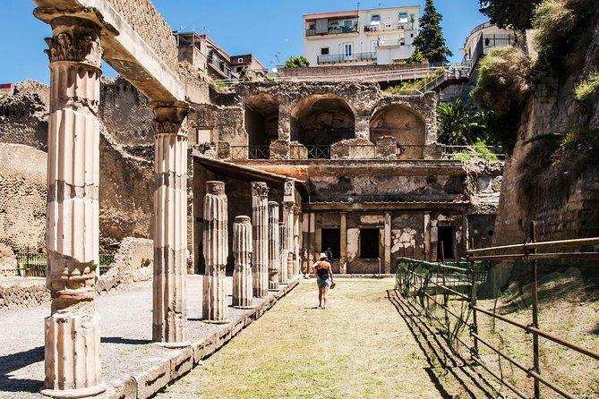 Pompei, Herculaneum & MT.Vesuvius - Private Tour