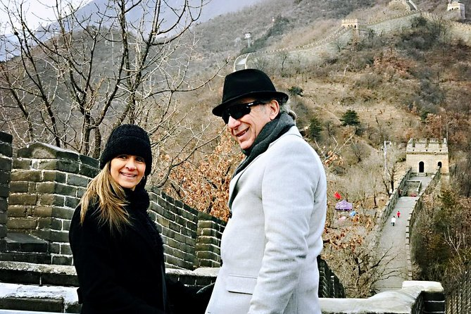 Small Group Tour to Mutianyu Great Wall & Summer Palace