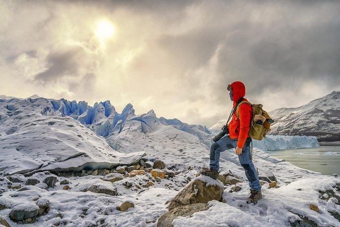MINITREKKING: The Ice Trekking at Perito Moreno Glacier with PRIVATE TRANSFERS
