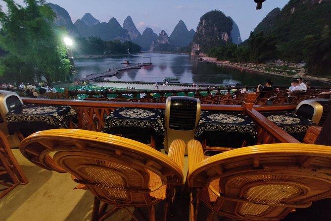 Yangshuo Impression Liusanjie Show Ticket