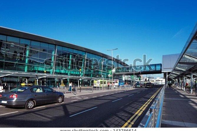 Dublin City Centre To Dublin Airport Private Car Transfer