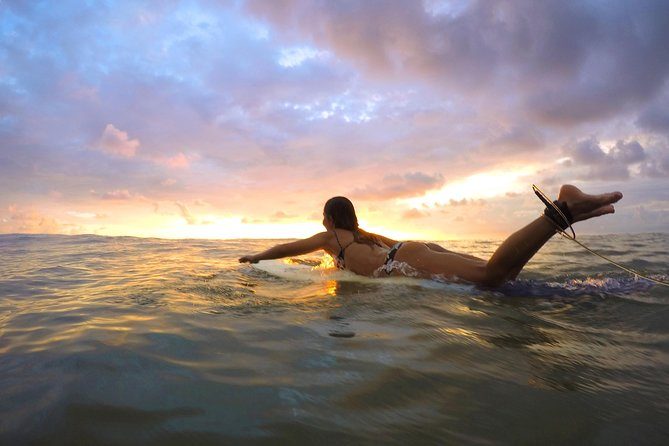 Personalized Surf Lessons