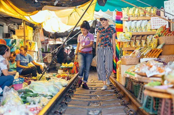 Private Day Trip: Train Market, Sunset Dinner & Fireflies with a Local