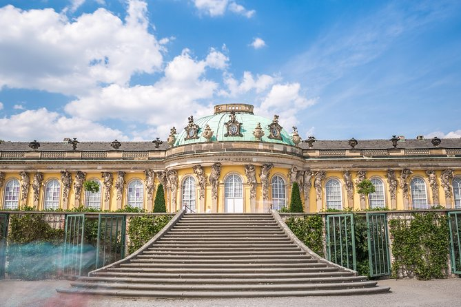 Potsdam, City of Kings: Private Tour with a Vehicle