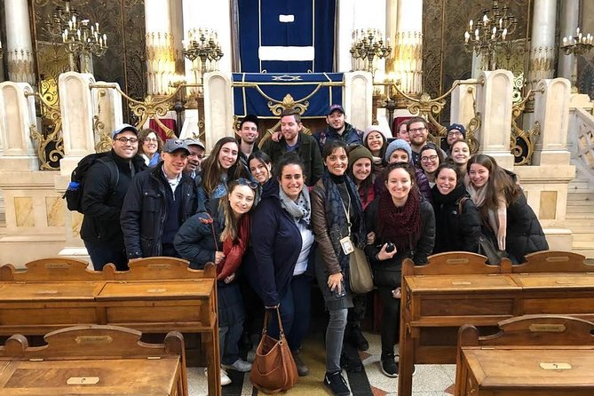 Jewish Ghetto, Synagogues & Museum Tour with Jewish Guide