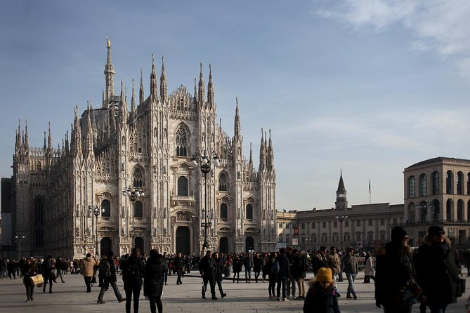 Fast-track Duomo guided tour (optional rooftop access)