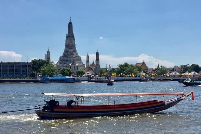 Bangkok Highlight with TukTuk Ride Experience