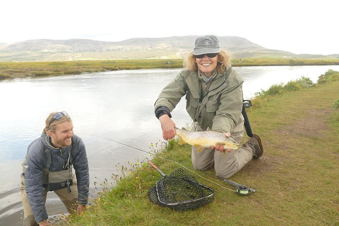 Private Fishing Tour from Reykjavik - Arctic Char and Brown Trout photo 11