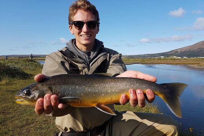 Private Fishing Tour from Reykjavik - Arctic Char and Brown Trout photo 1