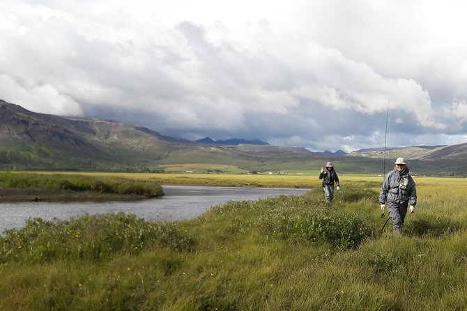 Private Fishing Tour from Reykjavik - Arctic Char and Brown Trout photo 8