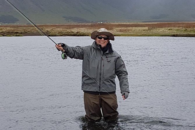 Private Fishing Tour from Reykjavik - Arctic Char and Brown Trout photo 12
