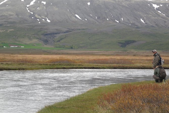 Private Fishing Tour from Reykjavik - Arctic Char and Brown Trout photo 2