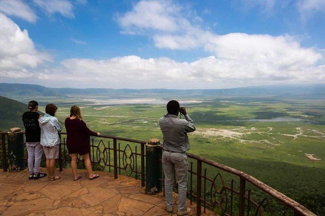 Ngorongoro Crater Day Excursion