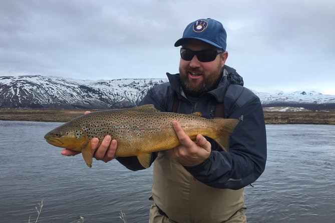 Private Fishing Tour from Reykjavik - Arctic Char and Brown Trout photo 4